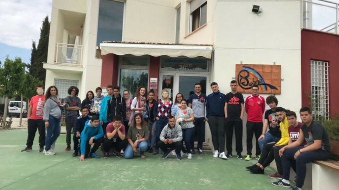 alumnos IES movisifate 2018