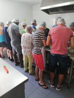 Curso de Ayudante de cocina 2018