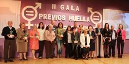 El Ayuntamiento de Cehegín premia a Betania con motivo del 8 de marzo: II Gala Huella Mujer Ceheginera