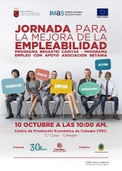 JORNADA PARA LA MEJORA DE LA EMPLEABILIDAD